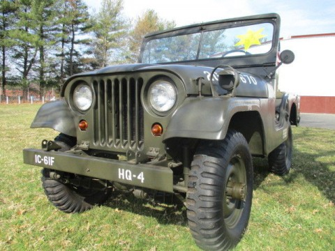 1953 Jeep Willys M38A-1 for sale