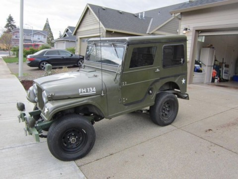 1955 Jeep CJ5 for sale