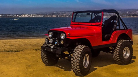 1973 Jeep CJ5 for sale
