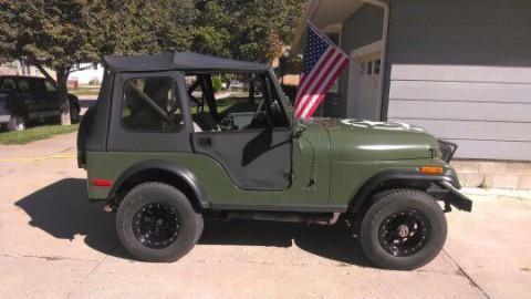 1979 Jeep CJ5 for sale