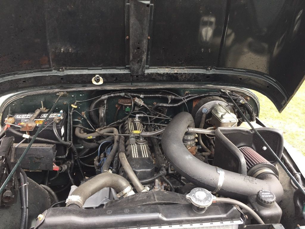 1994 Jeep Wrangler YJ