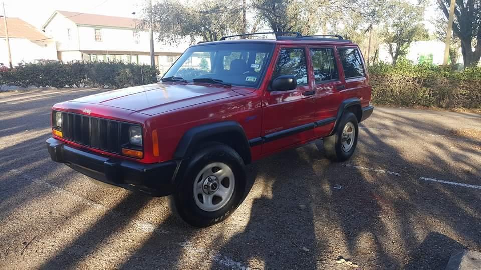 1997 Jeep Cherokee Spor