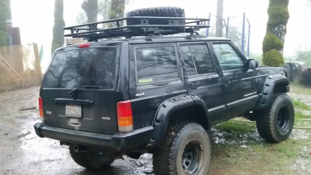 2001 Jeep Cherokee Sport 4.0L