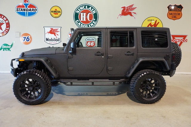 2013 Jeep Wrangler Freedom Edition 4X4