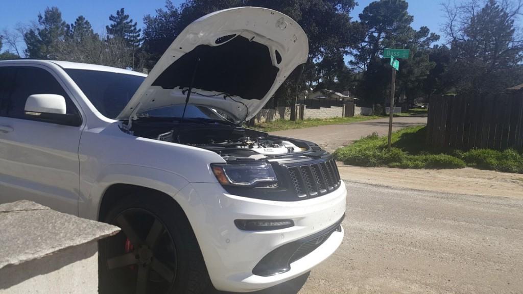 2014 Jeep Grand Cherokee SRT RIPP , 6.4L HEMI