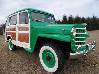 1952 Jeep Willyho Wagon for sale