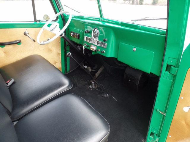 1952 Jeep Willyho Wagon