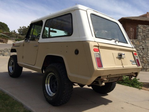1962 Jeep Commando for sale