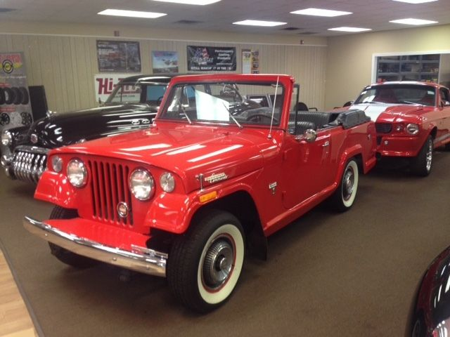 1971 Jeep Commando Jeepster