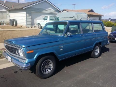 1978 Jeep Wagoneer for sale