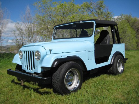 1979 Jeep CJ Postal for sale