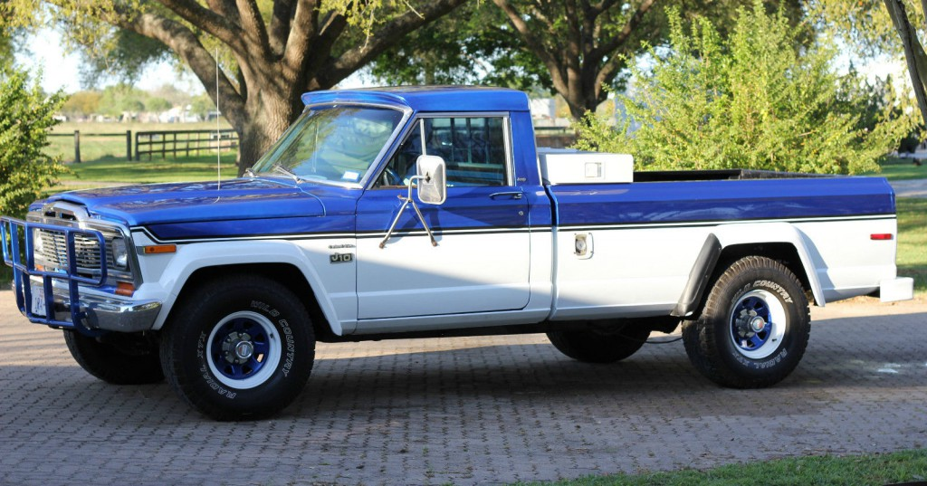 1979 Jeep J10 Base Standard Cab Pickup 2-Door 5.9L for sale