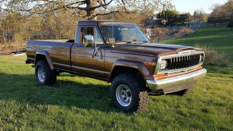 1988 Jeep J-10 Truck 4WD for sale