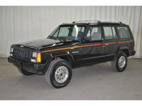 1991 Jeep Cherokee Sport 4X4 One Owner Only 89k for sale