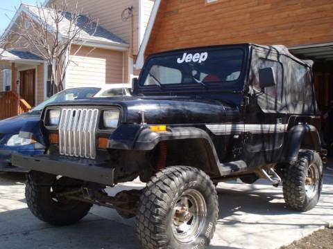 1992 Jeep Wrangler VJ for sale