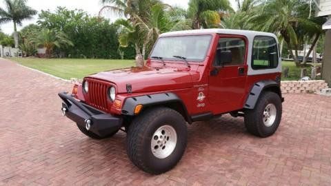 1998 Jeep Wrangler Sahara for sale