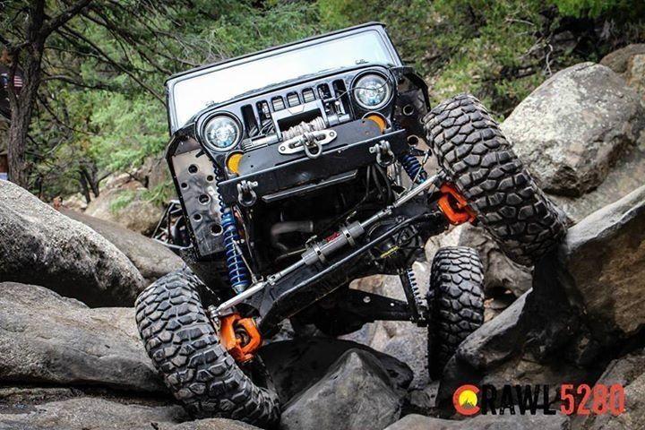 2006 Jeep Wrangler ROCK CRAWLER for sale