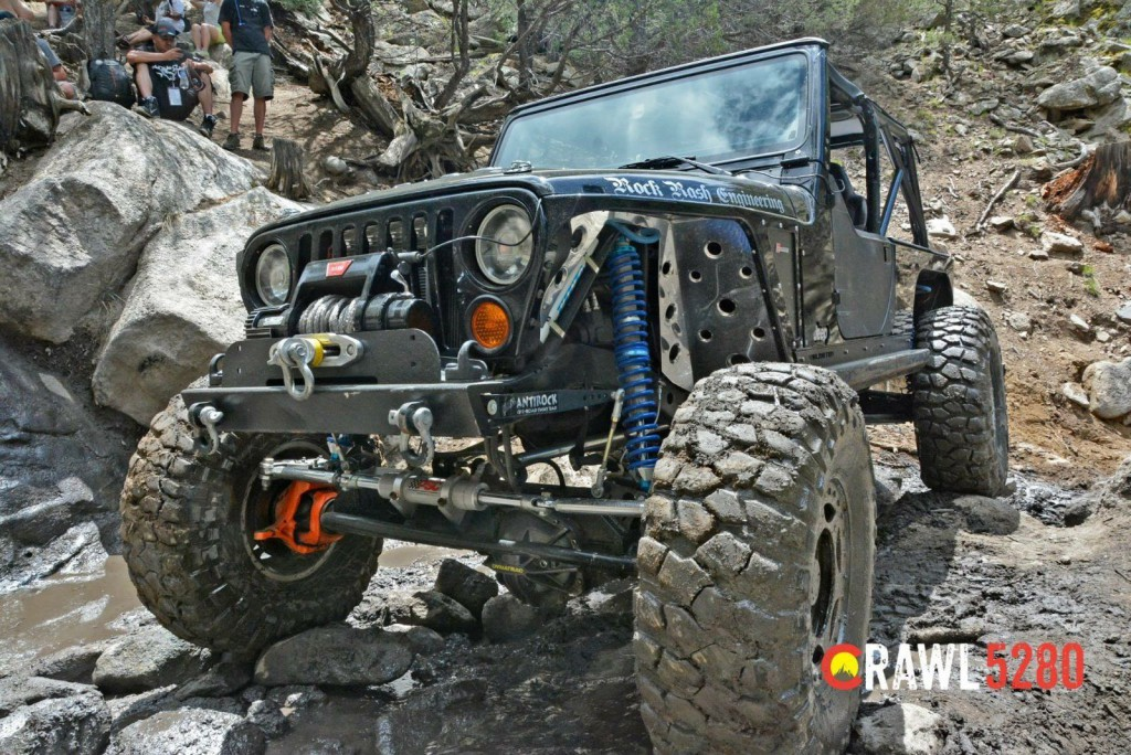 2006 Jeep Wrangler Rock Crawler For Sale
