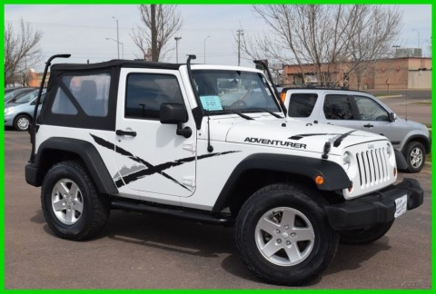 2012 Jeep Wrangler 3.6 V6 SPORT for sale