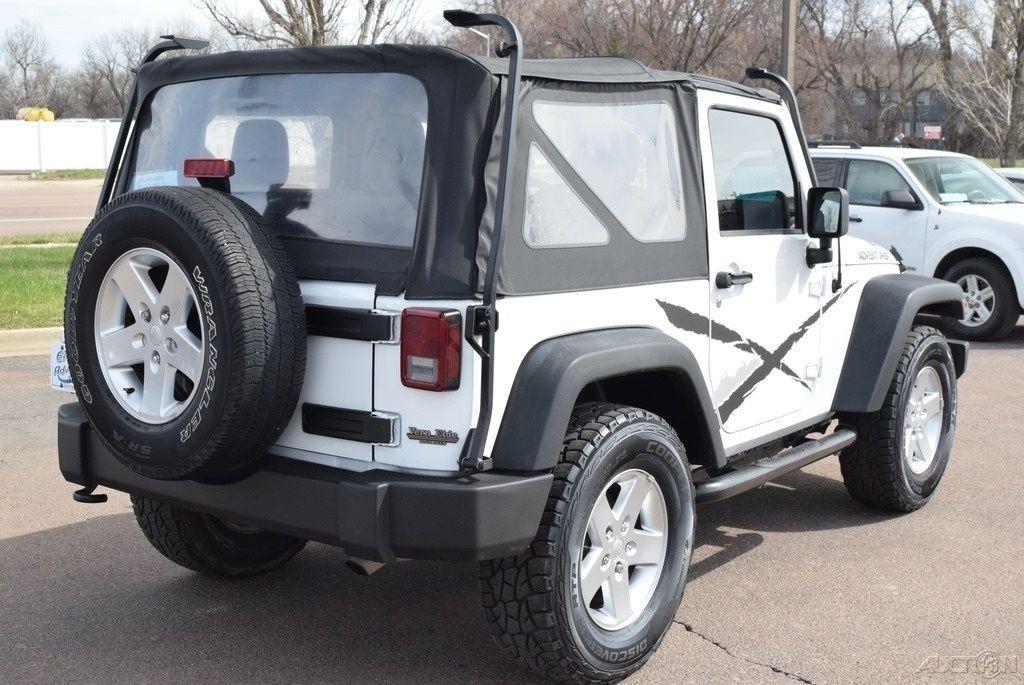 2012 Jeep Wrangler 3.6 V6 SPORT