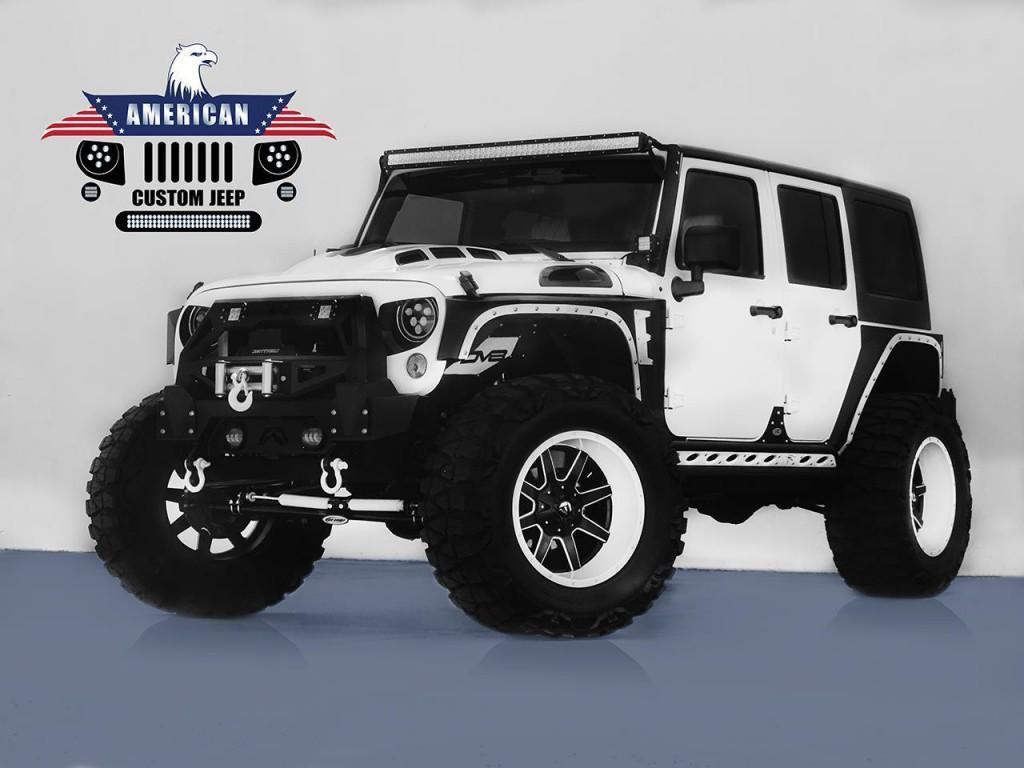 2016 jeep wrangler unlimited sport 4 4 custom for sale. Black Bedroom Furniture Sets. Home Design Ideas