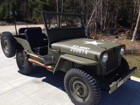 1946 Jeep Willys for sale