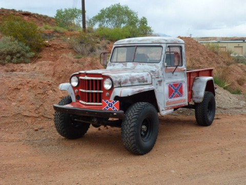 1960 Willys Jeep Truck V8 for sale