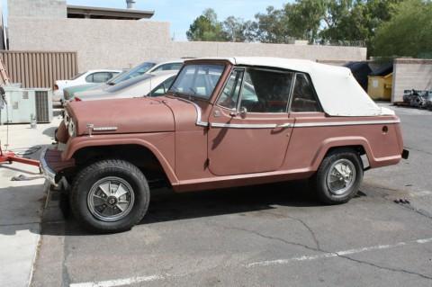 1967 Jeep Commando for sale