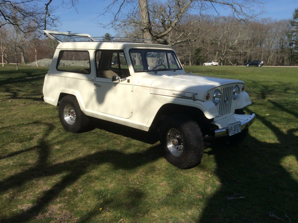 1969 Jeep Commando Jeepster