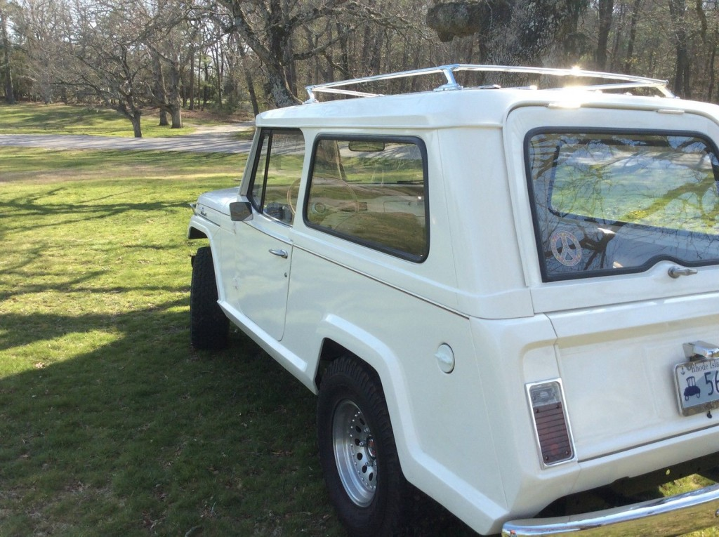 1969 Jeep Commando Jeepster