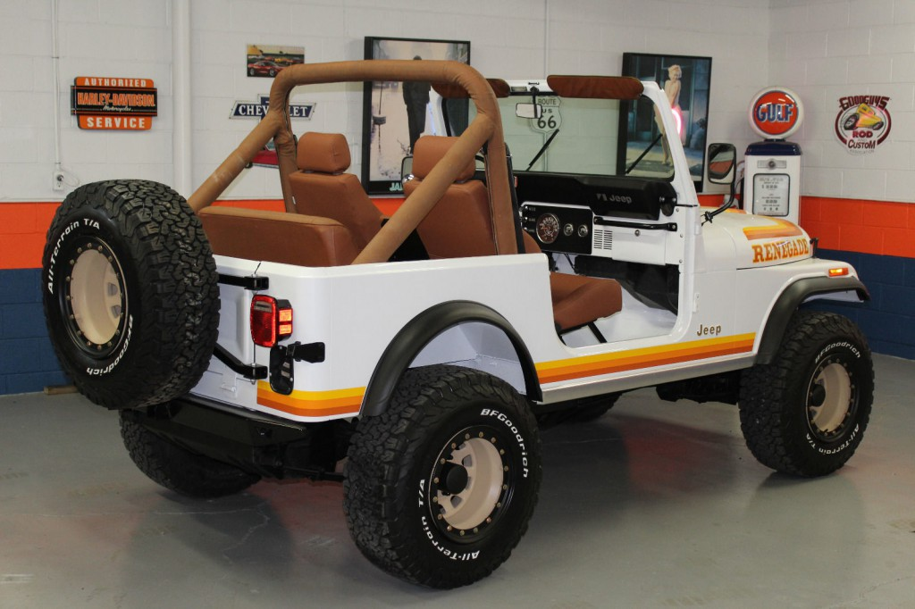 1982 Jeep CJ RENEGADE