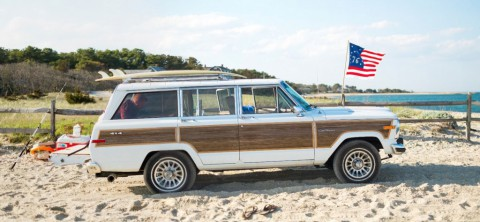 1991 Jeep Wagoneer for sale
