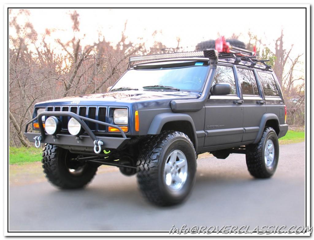 2001 Jeep Cherokee XJ SPORT 4×4