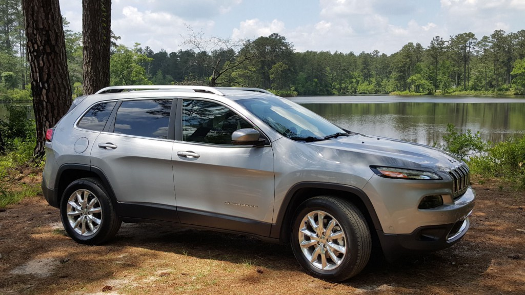 2014 Jeep Cherokee Limited 4×4