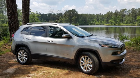 2014 Jeep Cherokee Limited 4×4 for sale