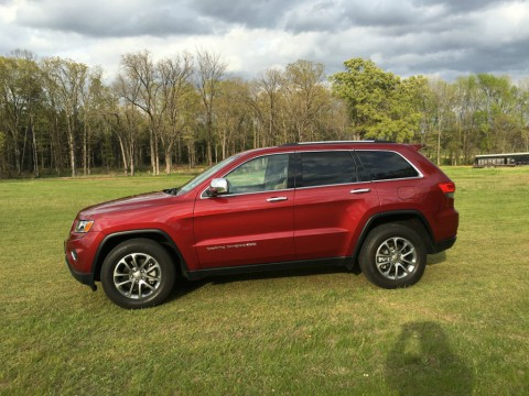 2015 Jeep Grand Cherokee Limited 4×4 for sale