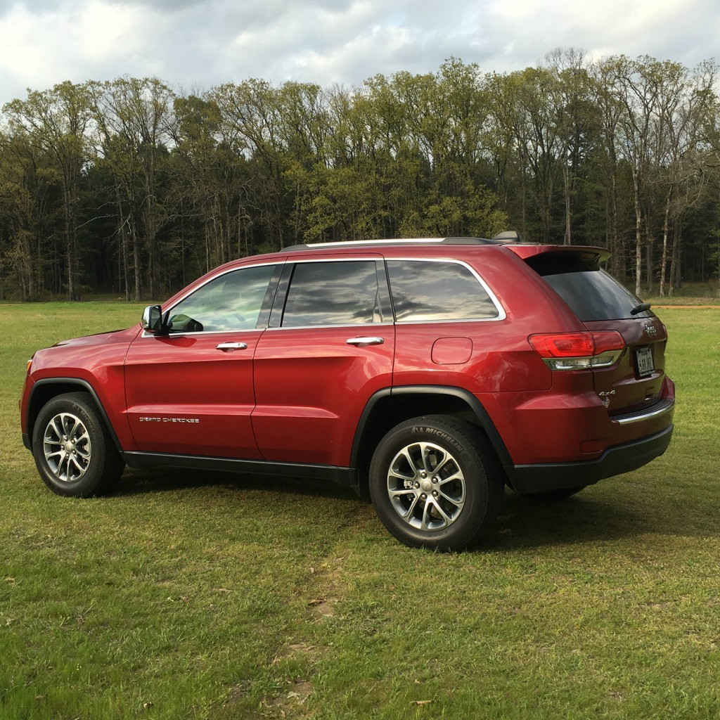 2015 Jeep Grand Cherokee Limited 4×4