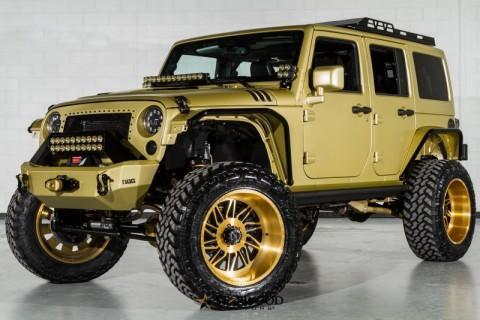 2015 Jeep Wrangler SEMA for sale