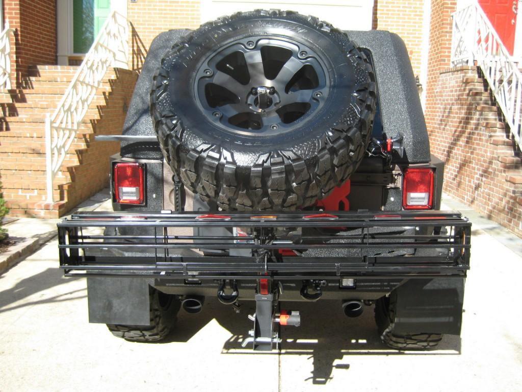 2016 Jeep Wrangler Rubicon 24R 4×4 Kevlar