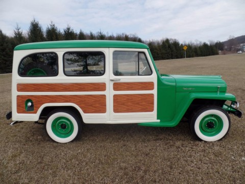 1952 Jeep Willy's Wagon for sale