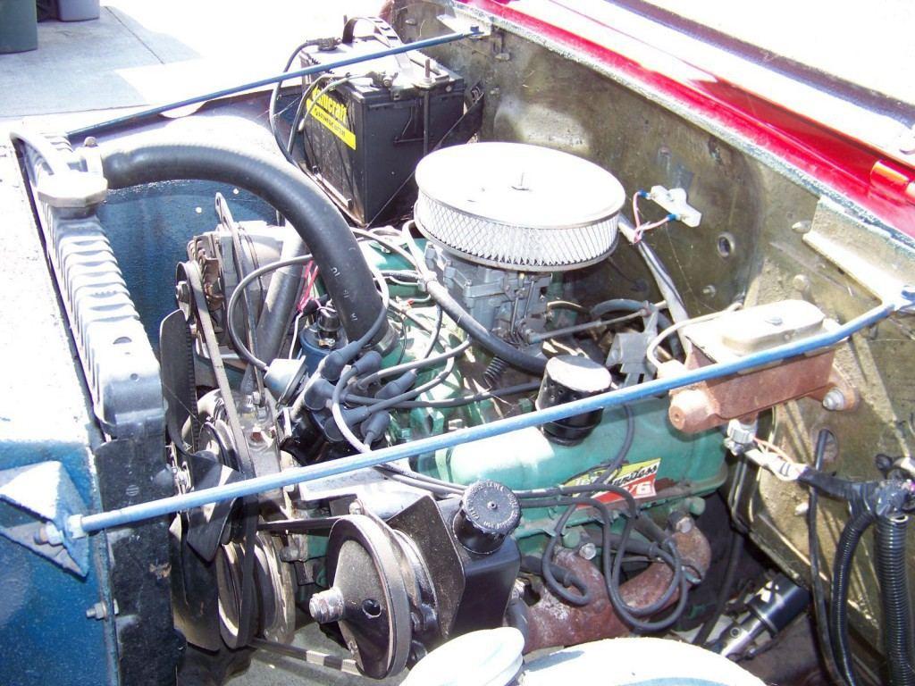 1970 Jeep Commando Jeepster