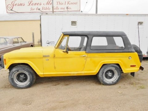 1973  Jeep Commando Jeepster for sale