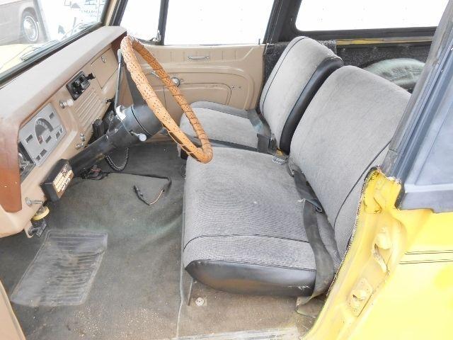 1973  Jeep Commando Jeepster