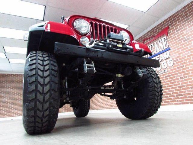1980 Jeep Wrangler CJ7