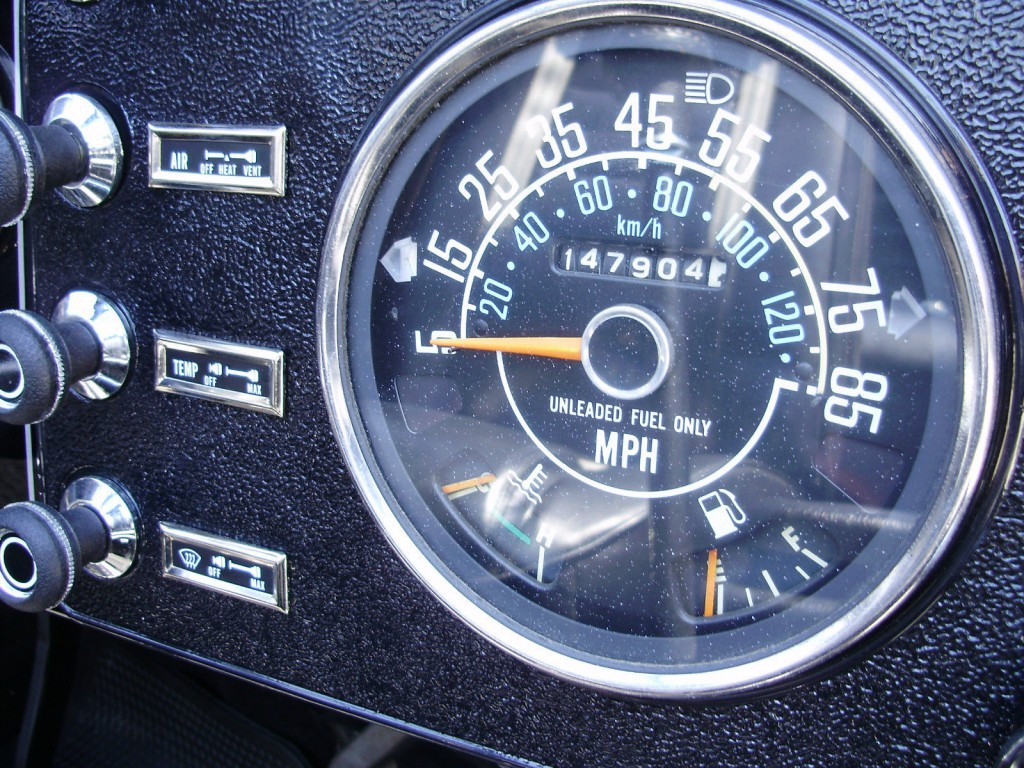 1982 Jeep CJ7 Laredo