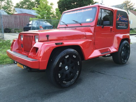 1992 Jeep Wrangler RENEGADE/ YJ for sale