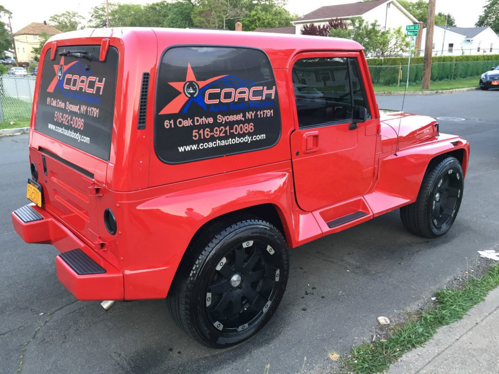 1992 jeep wrangler renegade yj for sale. Cars Review. Best American Auto & Cars Review