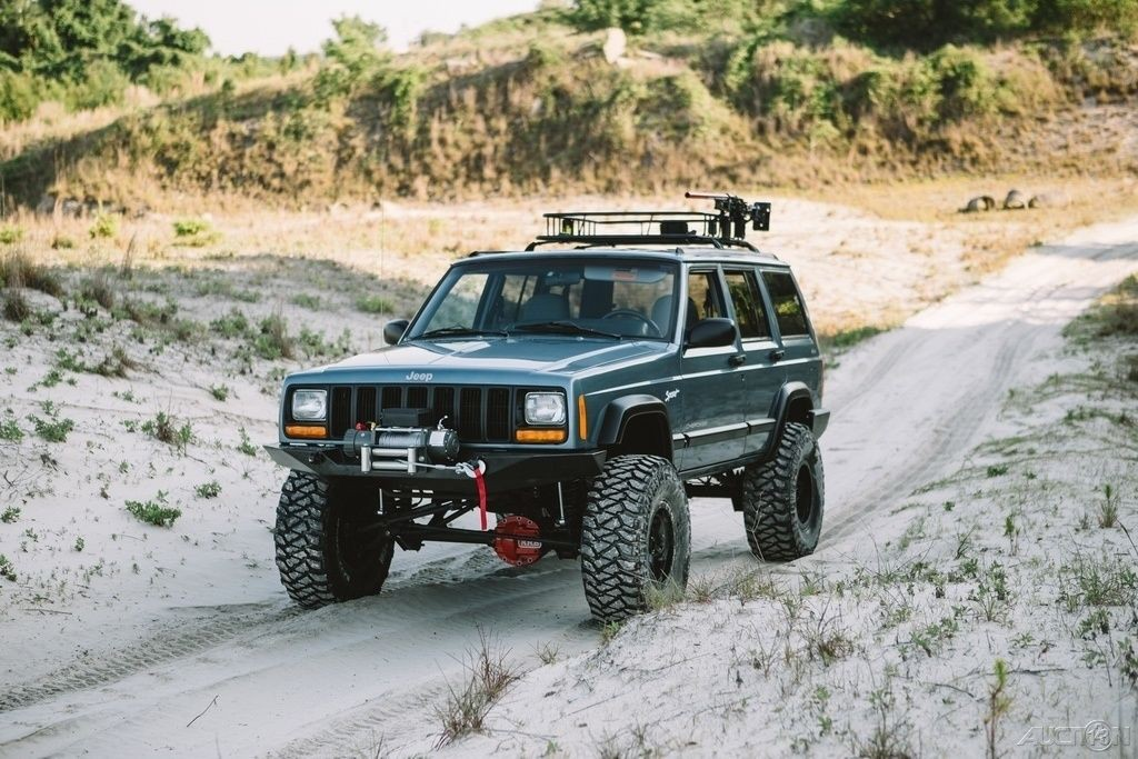 Cherokee Xj For Sale >> 1997 Jeep Cherokee XJ for sale