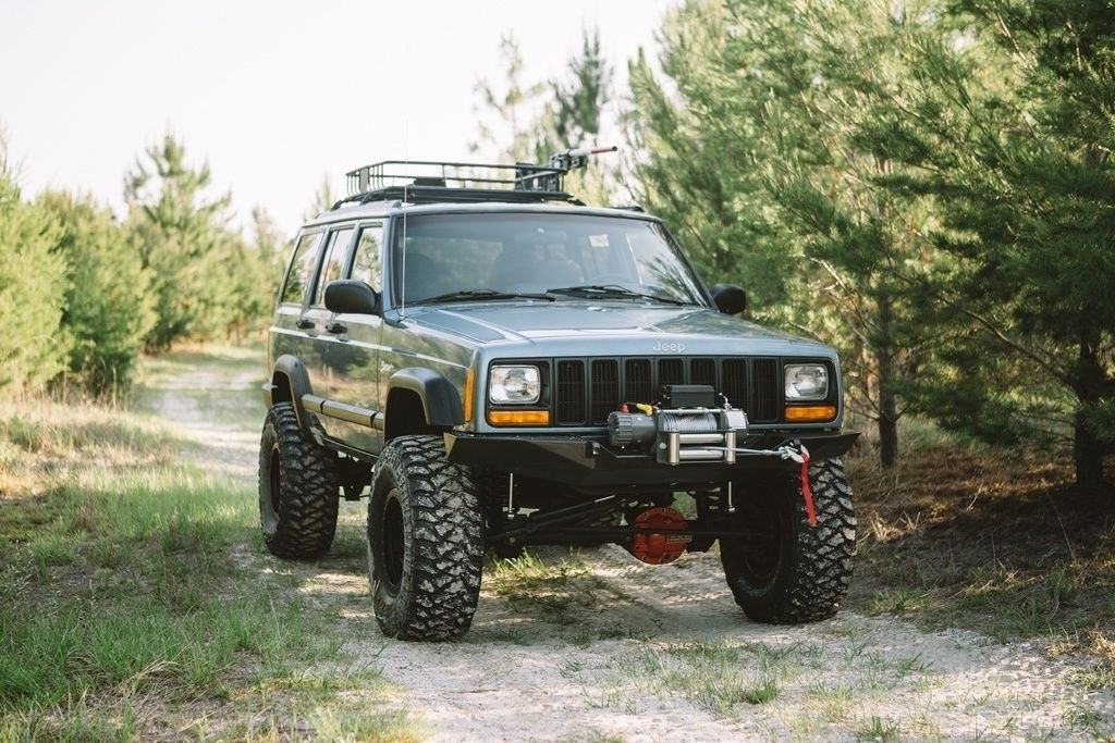 1997 Jeep Cherokee Xj For Sale