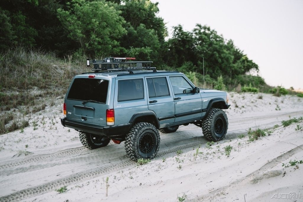 Jeep Brute For Sale >> 1997 Jeep Cherokee XJ for sale